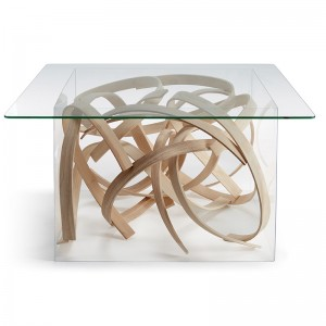 Existe aussi en structure tout en verre.