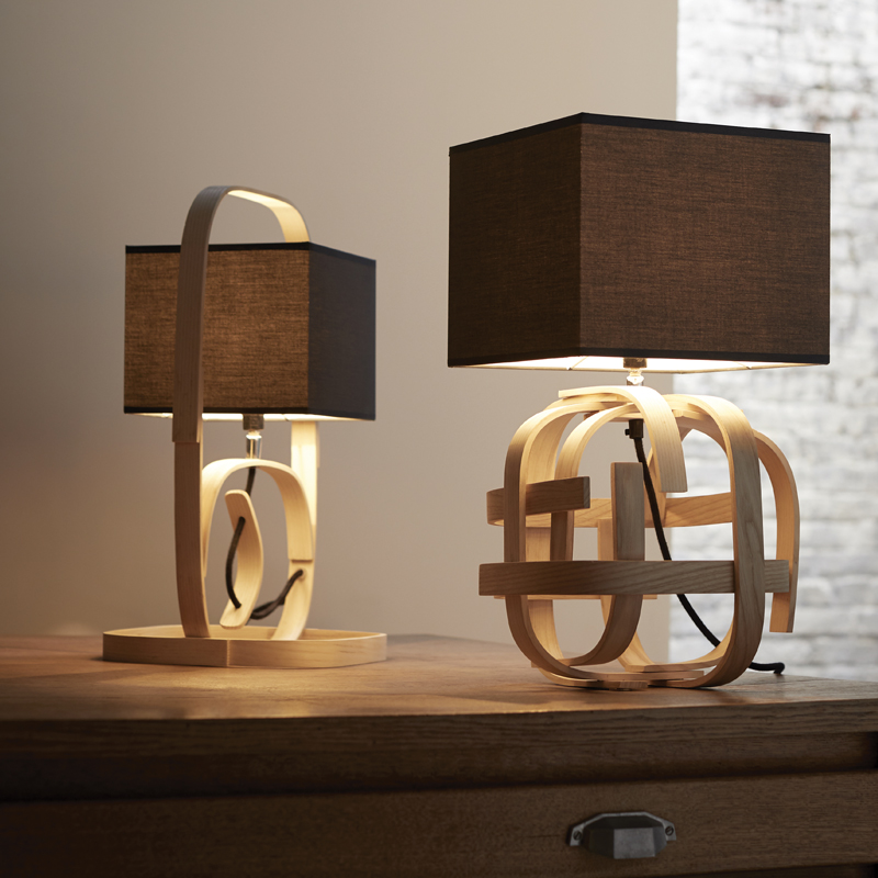 lampe poser emi limelo design. Black Bedroom Furniture Sets. Home Design Ideas